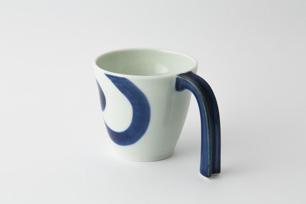 29 e-マグ 渦紋 青2-item