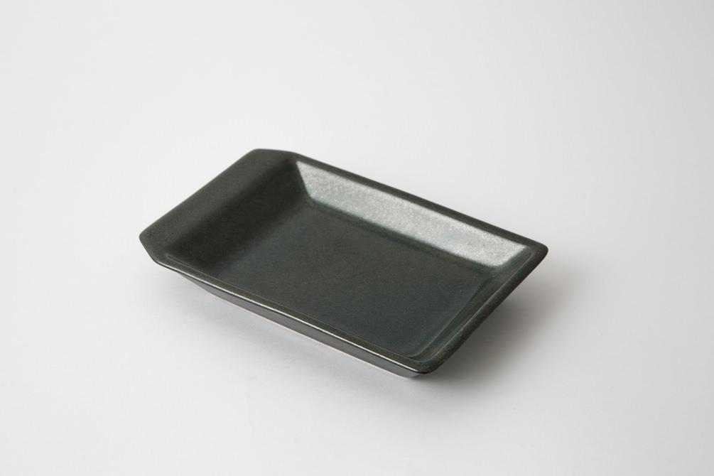 239 KIRITORU IRON プレート小 ブラック1-item