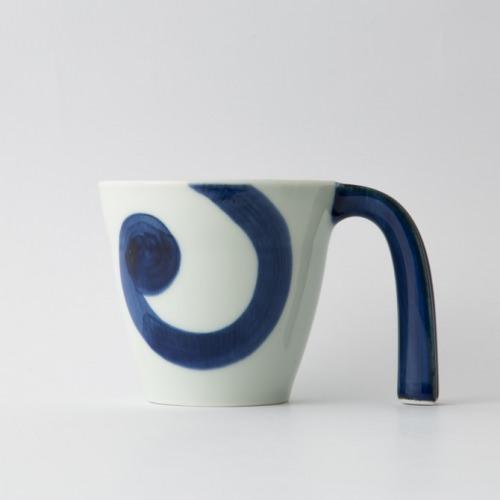 29 e-マグ 渦紋 青1-item