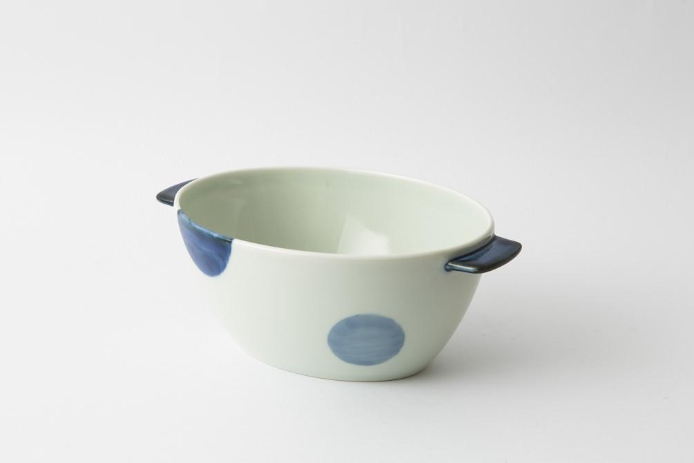 e-丼 二色丸紋 青2-item