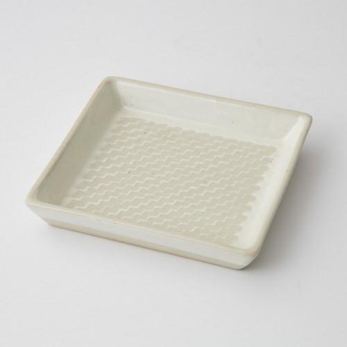189 Pシャークスキン 正角皿1-item
