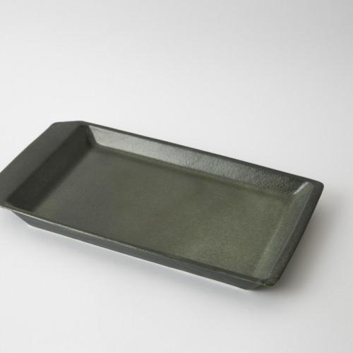 241 KIRITORU IRON プレート大 グレイ1-item