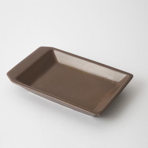 238 KIRITORU IRON プレート小 ボルドー1-item