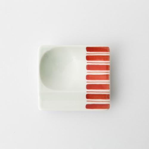 40 重宝皿 淵十草 赤2-item