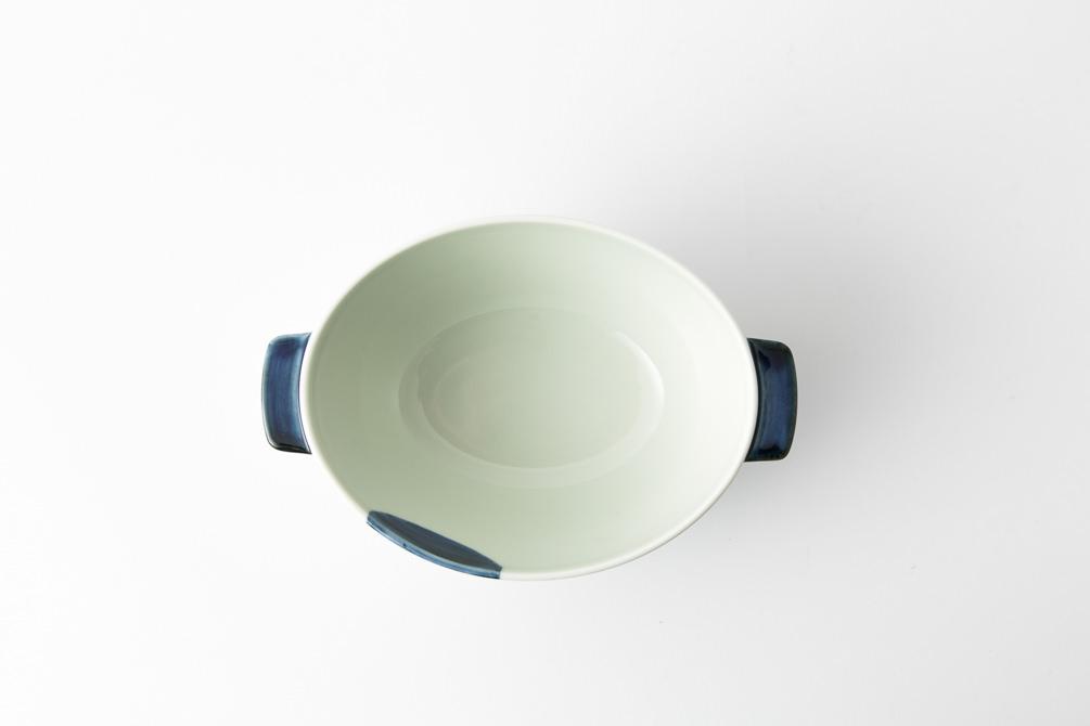 e-丼 二色丸紋 青3-item