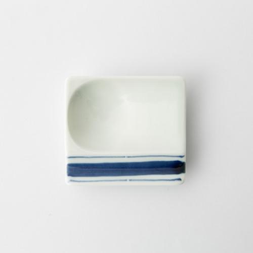 41 重宝皿 帯 青2-item