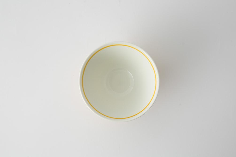 119 鹿の子 茶碗 イエロ3-item