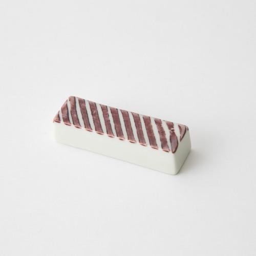 140 ヘリンボーン はしおき マロン1-item