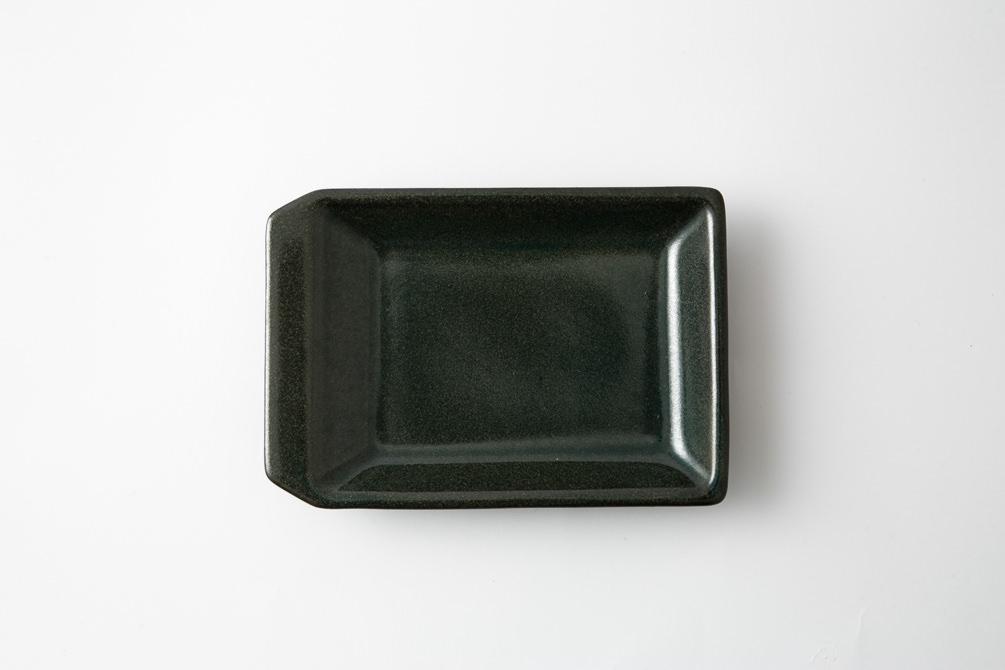 239 KIRITORU IRON プレート小 ブラック2-item