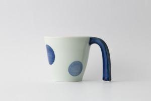 26 e-マグ 二色丸紋 青1-item