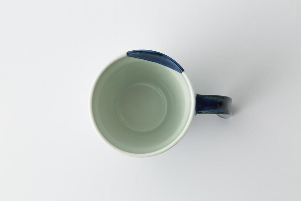 26 e-マグ 二色丸紋 青3-item