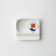 249 重宝皿 長崎凧 水に紅葉2-item