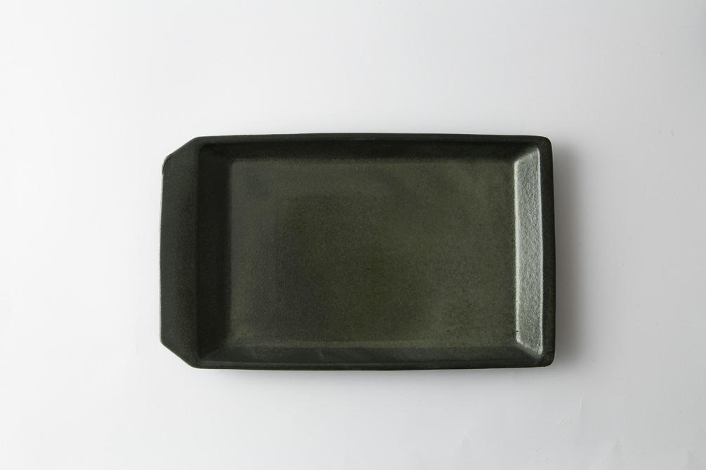 241 KIRITORU IRON プレート大 グレイ2-item