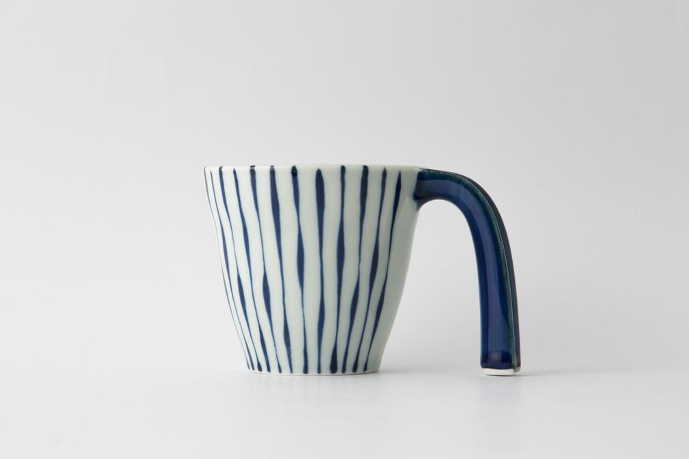 32 e-マグ つれづれ十草 青1-item