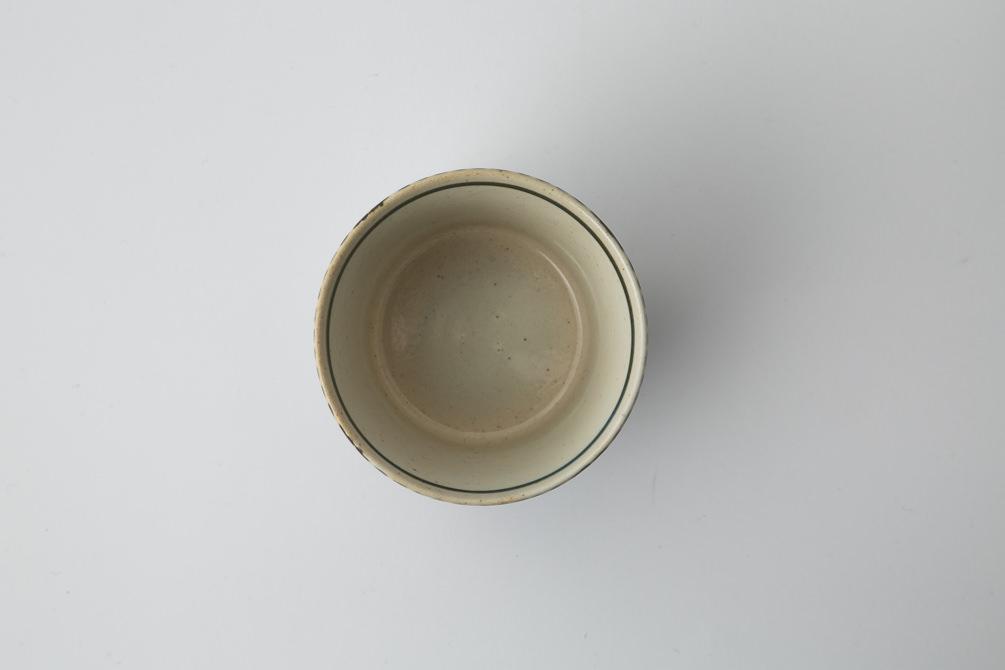 186 Pシャークスキン そば猪口 ブラウン3-item
