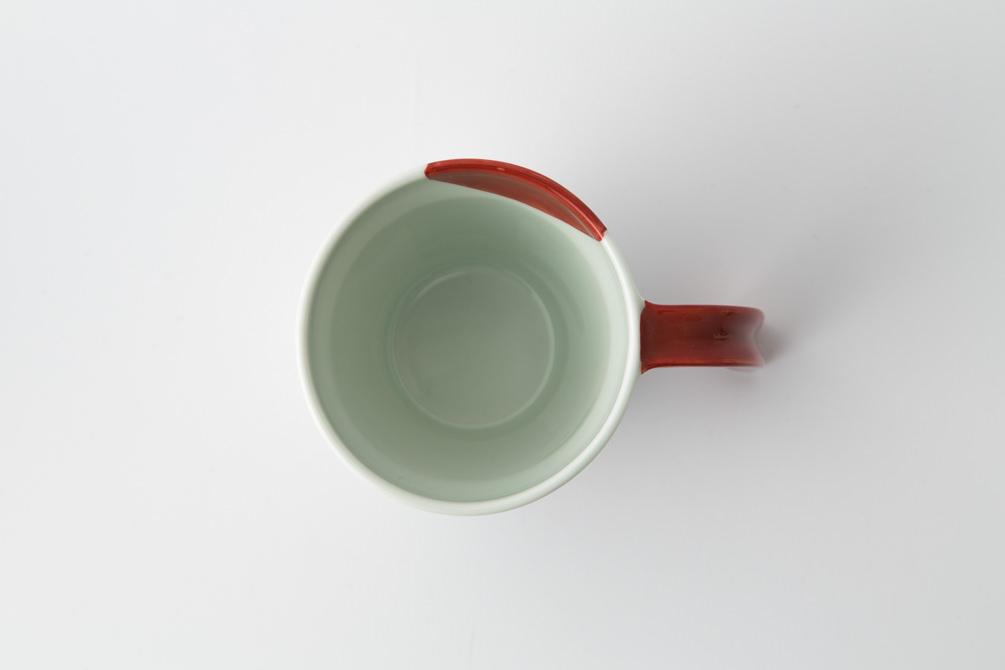 27 e-マグ 二色丸紋 赤3-item