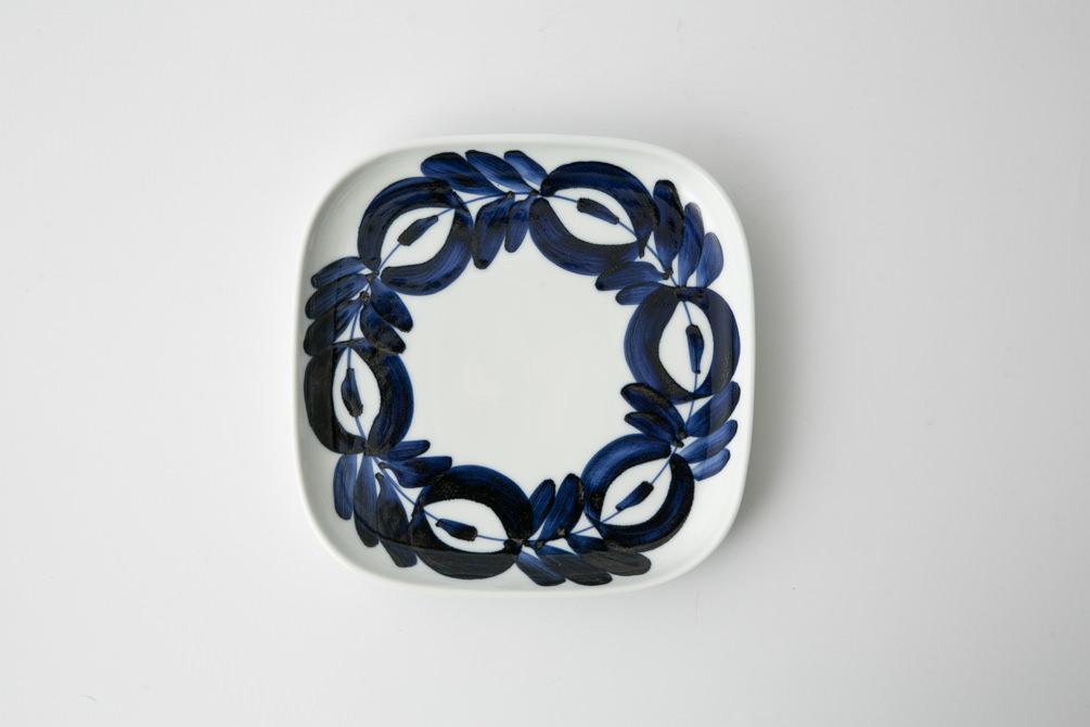 110 Mawaribina スクエアプレート大2-item
