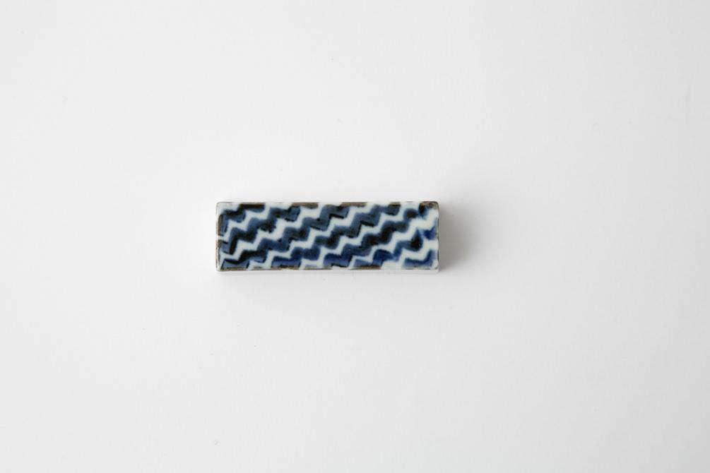 149 シャークスキン はしおき ブルー2-item