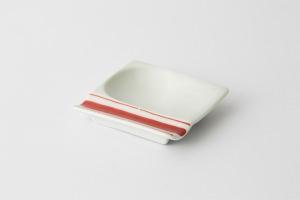 42 重宝皿 帯 赤1-item