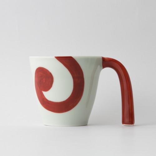 30 e-マグ 渦紋 赤1 -item
