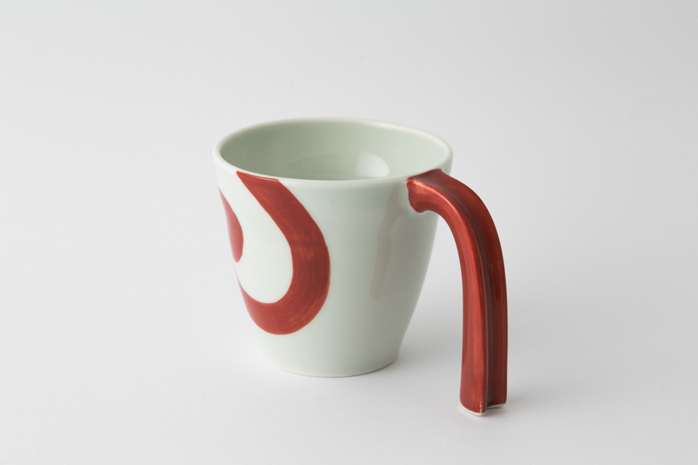 30 e-マグ 渦紋 赤2-item