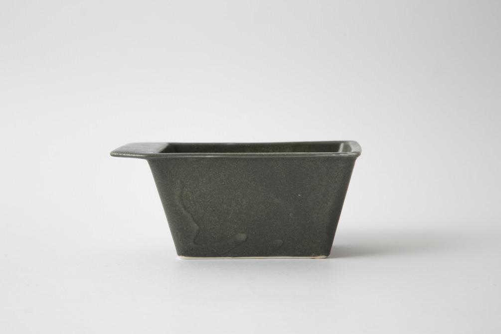 233 KIRITORU IRON ボウル グレー1-item