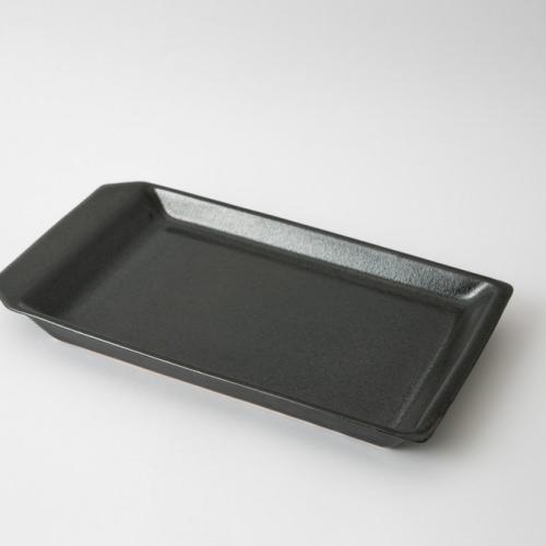 243 KIRITORU IRON プレート大 ブラック1-item