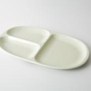leafプレート ホワイト1