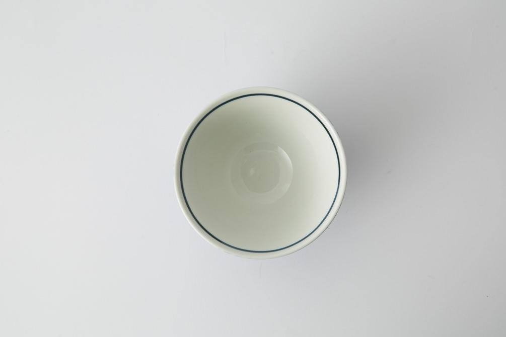 117 鹿の子 茶碗 ブルー3-item