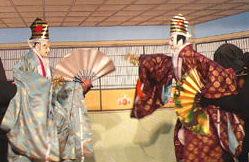 長崎県無形民俗文化財指定皿山人形浄瑠璃